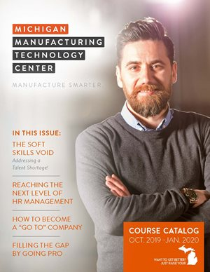 View The Center's July-October 2019 Course Catalog